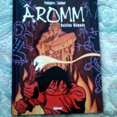 Cómics: * AROMM 1: DESTINO NOMADA, DE PELLEJERO Y ZENTNER. Lote 42902046