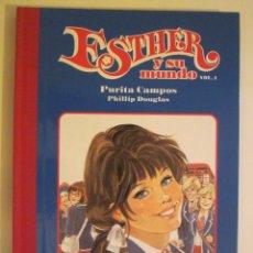 Fumetti: ESTHER Y SU MUNDO Nº 1. Lote 42917763