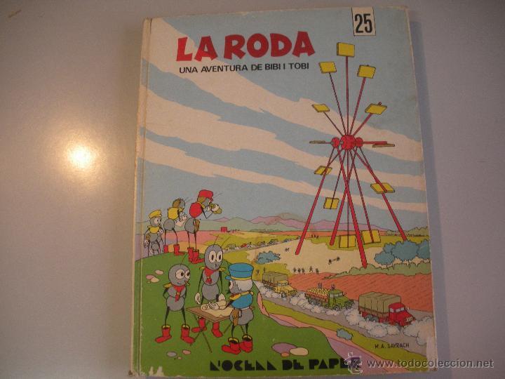 ESTUPENDO CUENTO EN CATALAN - DE - LA RODA - (Tebeos y Comics - Glénat - Autores Españoles)
