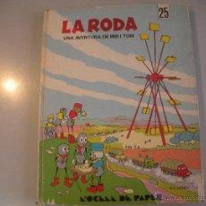 Cómics: ESTUPENDO CUENTO EN CATALAN - DE - LA RODA -. Lote 43025454