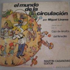 Cómics: MAGNIFICO LIBRO - EL MUNDO - DE -LA - CIRCULACION -. Lote 43025529