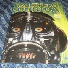 Cómics: LA ESFERA CÚBICA (INCLUYE CD) JOSEP MARÍA BEÀ EDITORIAL GLÉNAT 2008. Lote 43382915