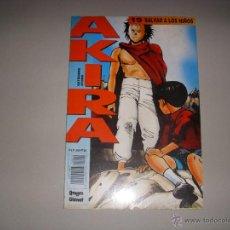 Cómics: AKIRA Nº 19, EDITORIAL GLENAT. Lote 43566493