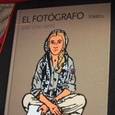Cómics: EL FOTOGRAFO, TOMO Nº2 (DIDIER LEFÈVRE & EMMANUEL GUIBERT) .MUY BUENO Y REBAJADO.. Lote 43715266