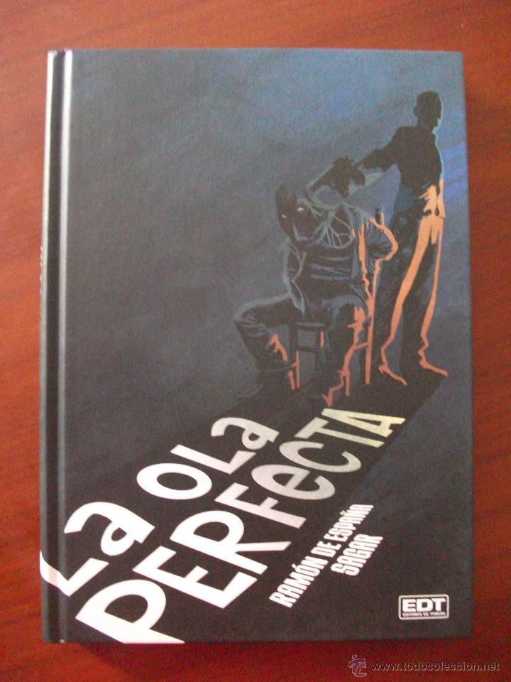 LA OLA PERFECTA EDT (Tebeos y Comics - Glénat - Autores Españoles)