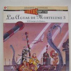 Cómics: LAS AGUAS DE MORTELUNE 3 - ADAMOV & COTHIAS - VIÑETAS COMPLETAS Nº 4 - EDICIONES GLÉNAT - AÑO 1994.. Lote 44518811