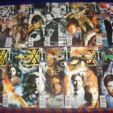 Cómics: EXPEDIENTE X THE X FILES NºS 1 AL 11. GLÉNAT 1996. MUY BUEN ESTADO.. Lote 44821541