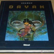 Cómics: DAYAK DE ADAMOV. GLENAT 2011. 148 PÁGINAS COLOR. TAPA DURA. PORTES GRATIS.. Lote 45134495