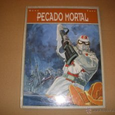 Cómics: PECADO MORTAL, TAPA DURA, EDITORIAL GLENAT. Lote 45213060