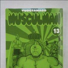 Comics: CÓMIC MANGA EN CATALÁN - MUSCULMAN - YUDE TAMAGO - Nº 13 - ED. GLÉNAT - 2007. Lote 45479719