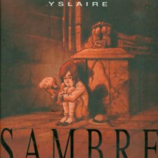 Comics : SAMBRE V - YSLAIRE (TAPA DURA, NUEVO). Lote 45518591