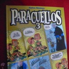 Cómics: PARACUELLOS 3 - GIMENEZ - CARTONE. Lote 46036888