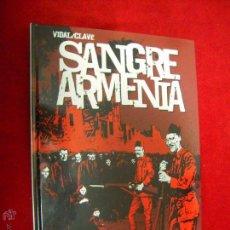 Comics : SANGRE ARMENIA - VIDAL & CLAVE - CARTONE. Lote 46396269