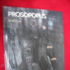 Comics: PROSOPOPUS - DE CREY - CARTONE 102 PAG.. Lote 46397297