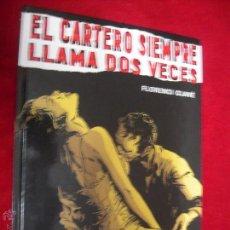 Cómics: EL CARTERO SIEMPRE LLAMA DOS VECES - FLORENCI CLAVE - CARTONE. Lote 46397421