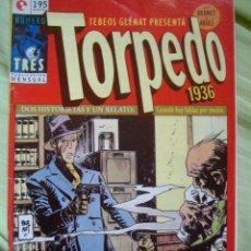 Cómics: TORPEDO Nº 3 . Lote 46494844