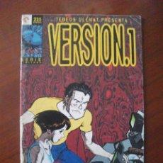 Cómics: VERSION 1 Nº 4 GLENAT. Lote 46530586