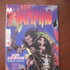 Cómics: BOY VAMPIRO Nº 5 GLENAT. Lote 46530643