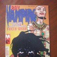 Cómics: BOY VAMPIRO Nº 3 GLENAT. Lote 46551044