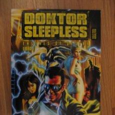 Cómics: DOKTOR SLEEPLESS - WARREN ELLIS. Lote 46626158