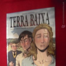 Cómics: TERRA BAIXA - MIGOYA & QUIN BOU - CARTONE - EN CATALAN. Lote 115431122