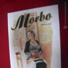 Cómics: MORBO - BERNANDO MUÑOZ - CARTONE. Lote 46640659