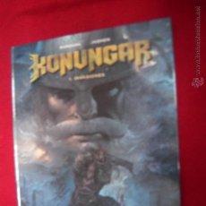 Cómics: KONUNGAR 1 - INVASIONES - RUNBERG & JUZHEN - CARTONE. Lote 46640764