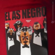 Cómics: EL AS NEGRO - ALFONSO FONT - CARTONE. Lote 46640913