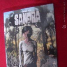 Cómics: SANDRA - SANTIAGO ARCAS - CARTONE. Lote 46640937