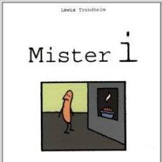 Cómics: MISTER I. LEWIS TRONDHEIM. EDICIONES GLENAT., BARCELONA., 2005. . Lote 46753328