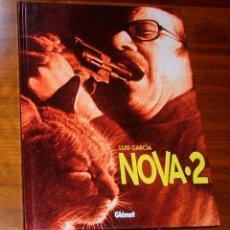 Cómics: CÓMIC 'NOVA·2' (LUIS GARCÍA). Lote 58275600