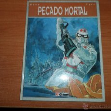 Cómics: PECADO MORTAL TAPA DURA, EDITORIAL GLENAT. Lote 47054601