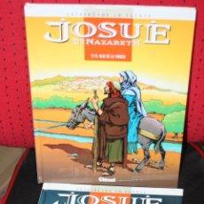 Cómics: JOSUE DE NAZARETH ( DE COTHIAS & VICTOR DE LA FUENTE). . COLECCION COMPLETA EN DOS TOMOS. Lote 47134669