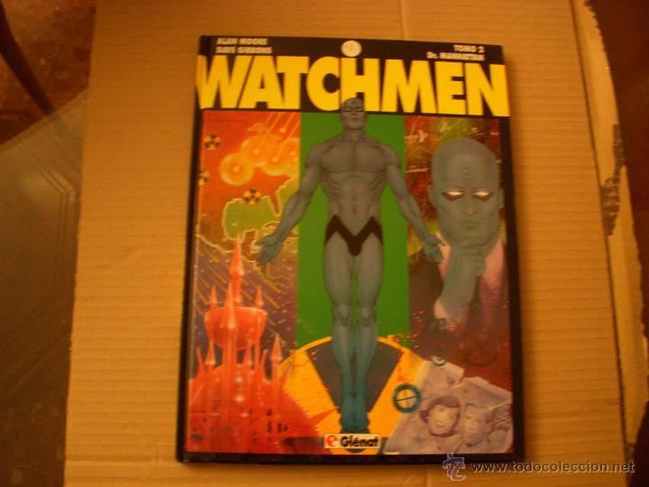 WATCHMEN TOMO 2, TAPA DURA, EDITORIAL GLENAT (Tebeos y Comics - Glénat - Comic USA)