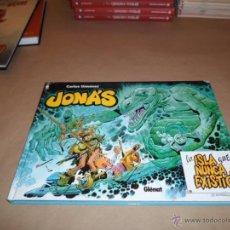 Cómics: CARLOS GIMENEZ, JONAS, LA ISLA QUE NUNCA EXISTIO, GLENAT, 2002. Lote 47506421