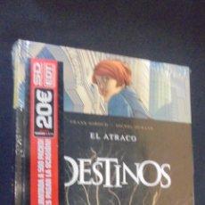 Cómics: DESTINOS - PACK 3 TOMOS - DEL Nº 1 AL Nº 3 - PRECINTADOS - GLENAT.. Lote 47572273