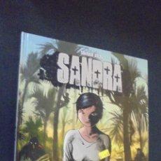 Cómics: SANDRA - SANTIAGO ARCAS - GLENAT.. Lote 47572639