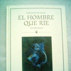 Cómics: EL HOMBRE QUE RIE / GLENAT 1999. Lote 47743838