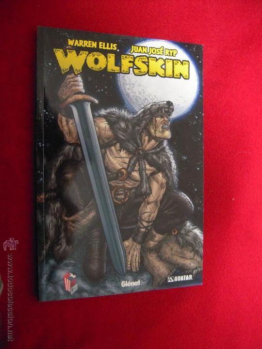 WOLFSKIN - ELLIS & RYP - RUSTICA (Tebeos y Comics - Glénat - Comic USA)