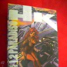 Cómics: HK 1.2 PARADISO - TRANTKAR & MORVAN &TWINS - CARTONE. Lote 47811655