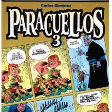 Cómics: PARACUELLOS 3 - CARLOS GIMÉNEZ - GLÉNAT 2000. Lote 47855313