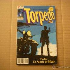 Cómics: TORPEDO 1936 Nº 24, EDITORIAL GLENAT. Lote 48167414