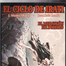 Cómics: EL CICLO DE IRATI - TOMO 2 - EL MEDALLÓN DE BOLDRO. Lote 48340026