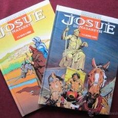 Cómics: JOSUÉ DE NAZARETH. COMPLETA 2 ÁLBUMES. COTHIAS Y DE LA FUENTE. EDICIONES GLÉNAT 1998. NUEVOS. Lote 48823932