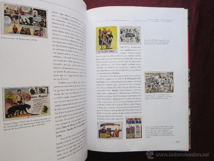 Cómics: LA MAGIA DE MAGA - DESDE LA NOSTALGIA - PACO BAENA - GLENAT 1ª Ed. 2002 como nuevo - Foto 2 - 48943490