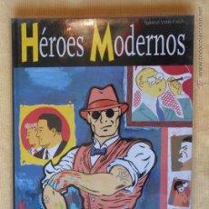 Cómics: HÉROES MODERNOS - GALLARDO - IGNACIO VIDAL-FOLCH - ED. GLENAT - NUEVO (C). Lote 49021358
