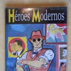 Cómics: HÉROES MODERNOS - GALLARDO - IGNACIO VIDAL-FOLCH - ED. GLENAT - NUEVO (C). Lote 49021383