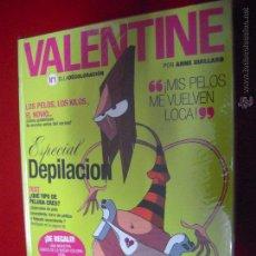 Cómics: VALENTINE - ANNE GUILLARD - CARTONE - COLECCION COMPLETA DE TRES COMICS. Lote 49086462