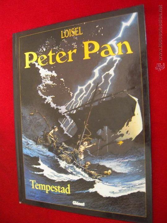 PETER PAN 3 - TEMPESTAD - LOISEL - CARTONE (Tebeos y Comics - Glénat - Autores Españoles)