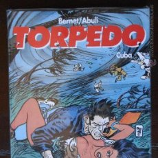 Cómics: TORPEDO : T13 (13) - BERNET/ABULÍ - CUBA - GLÉNAT - NUEVO (U). Lote 49298172